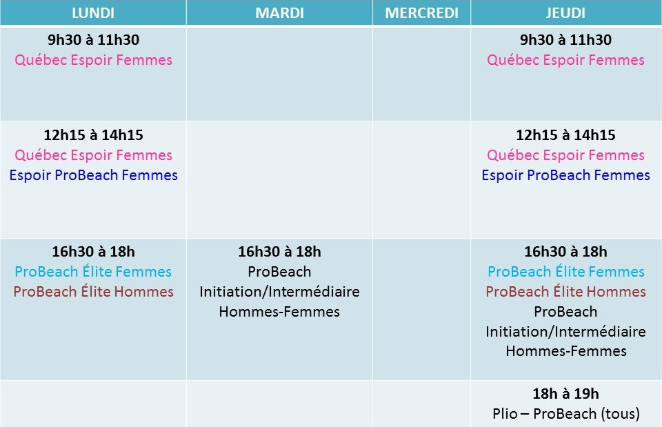 horaire2017