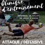 Clinique – 13 juillet